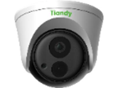 天地伟业  TC-C14FN 配置:I3/E(2.8/4/6mm) 400万定焦红外POE音频半球 400万像素,1440P@25fps@H.265编码,单灯,30m红外,移动侦测,2.8/4/6mm镜头可选,POE、内置mic、IP66防护。Onvif