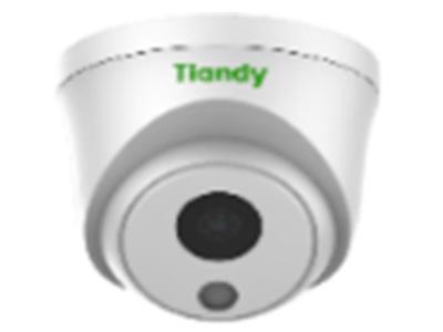 天地伟业  TC-C14HS 配置:I3/C(2.8/4mm) 400万星光半球 400万像素,1440P@25fps@H.265编码,星光单灯,30m红外,移动侦测 ,2.8/4mm镜头可选,IP67防护。Onvif