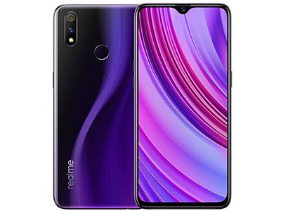 OPPO Realme X 青春版 全屏710/6+128 紫/蓝
