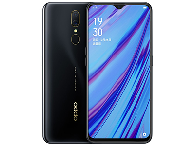 OPPO A9X 全网6+128 紫-黑/白