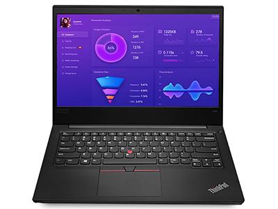 ThinkPad E480-3PCD I3-8130U/4G/256G/W10 黑
