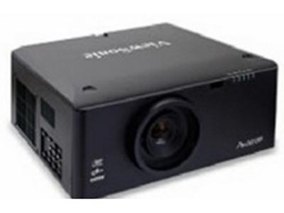 優派  PRO10100 1024x76863005000;11.28x13.92×RGB:Db-15,支持色差信號.1×復合視頻.1×HDMI.1×S-Video:迷你Din 4針.1×Composite視頻.1×音頻:迷你立體聲接口和RCA.1×DVI-D.輸出接口 1×RGB:Db-15.1×音頻3.5mm迷你立體聲.控制接口 2×紅外線接收器 前/后.1×RS232 DB-9/1×RJ-45.1×12VDC