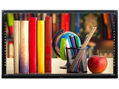 艾博德  觸摸一體機SN系列 55/65/70/75/80/86/98英寸 1.屏幕尺寸及外觀:55英寸、65英寸、70英寸、75英寸、80英寸、86英寸、90英寸、98英寸。 2.屏幕類型:LED。 3.屏幕顯示比例:16:9。 4.可視角度:178°。 5.圖像模式:16:9/4:3/全屏    亮度450      對比度5000:1。 6.液晶屏顯示分辨率:1920*1080、3840*2160。 7.4K極清:支持,選配項 8.視頻制式:PAL、NTSC、SECAM。 9.安卓系統:5.0。 10.WiFi模塊:5G。 11.安卓系統FLASH:1