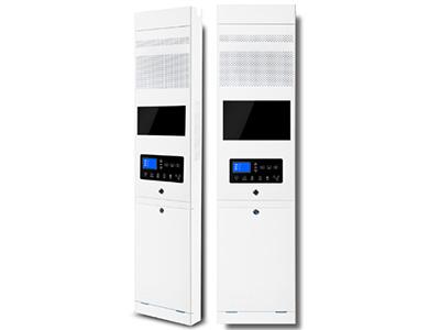 華譽同創 L系列 教學一體機 2.4G無線傳輸超強信號傳輸 無串音 選用2*20W木質音箱,音效清澈響亮,抗干擾