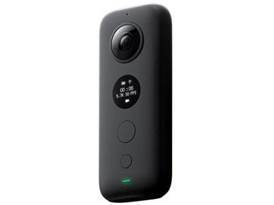 Insta360 ONE X运动全景相机摄像机 5.7K高清运动防抖户外直播