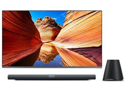 小米  電視壁畫電視 L65M5-BH 65英寸 4K超高清HDR 藍牙語音遙控 人工智能語音 液晶平板電視