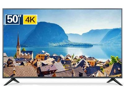 小米  電視4S 50英寸 4K超高清HDR 藍牙語音遙控 人工智能語音 液晶平板電視