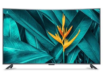 小米電視4S 55英寸曲面4K超高清智能語音 藍牙wifi網絡液晶平板電視