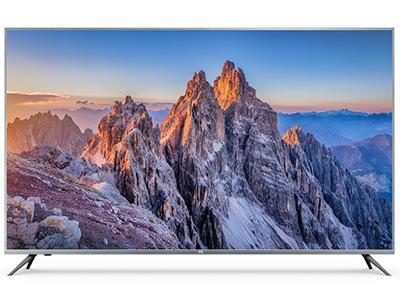 小米  電視4S 58英寸 4K超高清HDR 藍牙語音遙控 人工智能語音 液晶平板電視