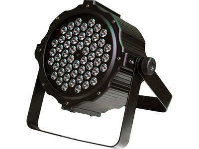"""LED面光灯(暖白) YR-1190C """"技术参数: 工作电压:AC110V-240V 频率:50/60HZ 额定总功率:3W灯珠180W 灯珠功率:3W超亮灯珠、寿命延长亮度高 灯珠数量:54颗纯暖白珠 出光角度: 30度 控制信号:DMX512 控制通道:1通道 操作模式:DMX512      """""""