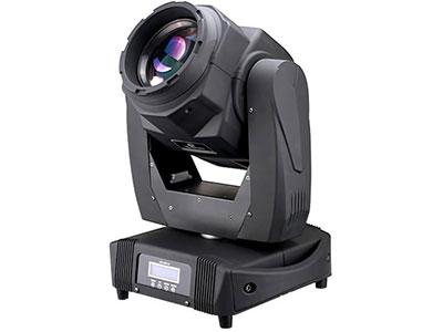 "7R电脑摇头光束灯(进口灯芯欧司朗) YR-200D-II  ""频率:50/60HZ 功率:380W 灯泡:7R;230W 频闪:1-13次/秒 色温:8000K 颜色:14色+白光及彩虹效果,电子定位 图案:17个图案+白光及流水效果,图案电动线性对焦,电子定位 扫描:水平540度,垂直265度 效果:可由光束转为雾化效果 棱镜:一个八棱镜,可正反转自转及自转抖动 安全保护:当机体过热或系统出现故障时自动切断电源 信号控制:DMX512国际信号 通道数:16个DMX通道"""