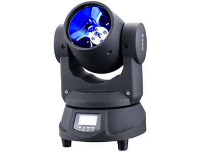 """60W四合一  YR-B6001Q """"迷你60瓦LED摇头光束灯                                        工作电压:AC110V-240V                                       频率:50/60HZ                                                 额定总功率:85W                                              灯珠功率:四合一60W"""
