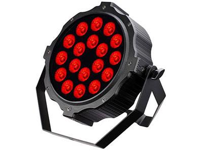 LED染色灯  YR-P1018H  LED 帕灯                                                                                     工作电压:AC110V-240V                                                                频率:50/60HZ