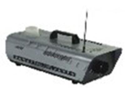"""1500W遥控烟机  YR-1500 """"                                                                                                                工作电压:AC110V-130V,220V-240V(可选).频率:50/60Hz.总功率:1500W预热时间:5-8分钟出雾量:15000CUFT/MIN喷烟距离:8m 容量:5公升遥控距离:遥控器距离80米    """""""