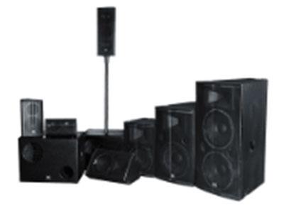 贝塔斯瑞  ΣS专业工程安装扬声器系列