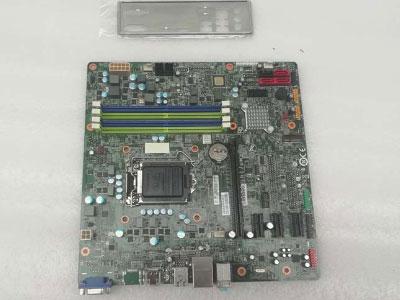 全新联想台式机主板 支持8代 7代6代CPU 支持win7系统 带挡板