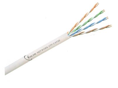 三信科技  超五类4对非屏蔽电缆UTP CAT5E单股