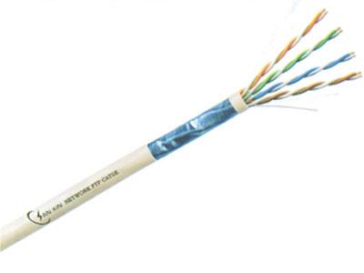 三信科技  超五类4.对屏蔽电缆  FTPCAT5E单股