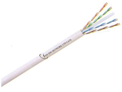 三信科技  六类四对非屏蔽电缆(单股) UTP CAT6