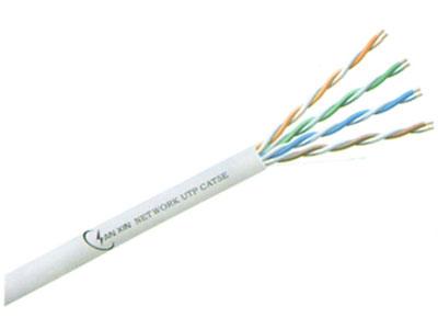 三信科技  六类四对非屏蔽电缆(多股)   UTP CAT6