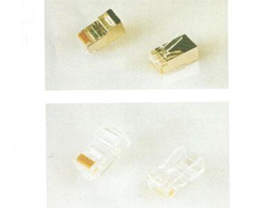 三信科技  水晶头
