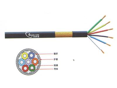三信科技  铜芯聚氯乙烯绝缘屏蔽 聚氯乙烯护套电缆