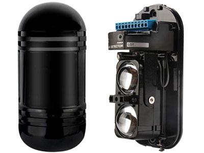 礼富红外对射报警器围墙防盗器防水对射传感器探测器