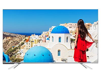 海信 HZ55E5D 55英寸/AI聲控/超薄全面屏/MEMC防抖/2GB+32GB電視