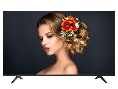 海信 HZ50E3D 50英寸/無邊全面屏/智慧語音/4K HDR/纖薄機身電視