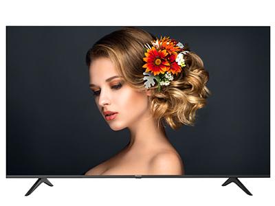 海信 HZ43E3D 43英寸/無邊全面屏/智慧語音/4K HDR/纖薄機身電視