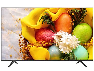 海信 HZ65E3D-M 65英寸/無邊全面屏/4K HDR/AI語音/8GB大存儲電視