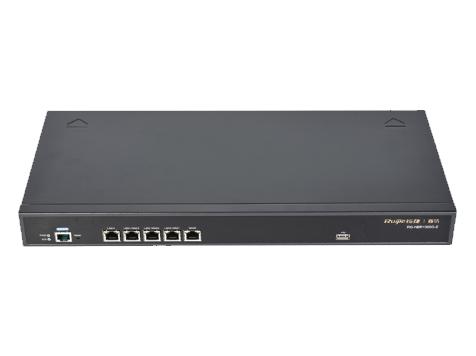 睿易 RG-NBR1000G-E 企業級優選高性能網關路由
