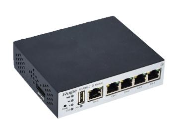 睿易 RG-RSR10-01G-T(W)-S 工業級4G路由器