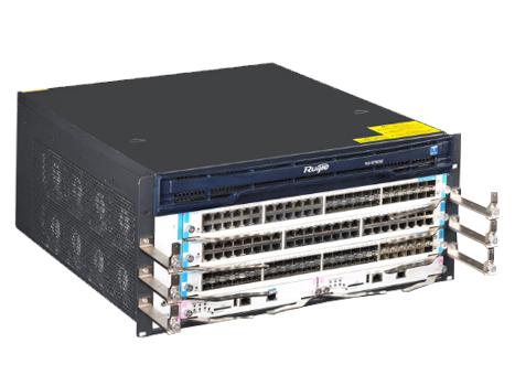 睿易 RG-S7805E 云架構網絡核心交換機