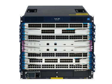 睿易 RG-S7508 云架構網絡核心交換機