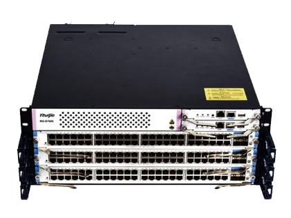 睿易 RG-S7505 云架構網絡核心交換機