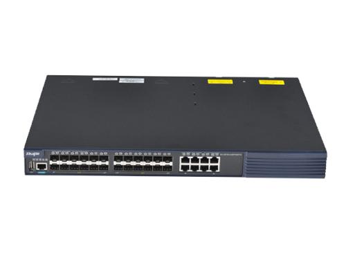 睿易 RG-S5750-24SFP/8GT-S 安全多業務高性能萬兆交換機