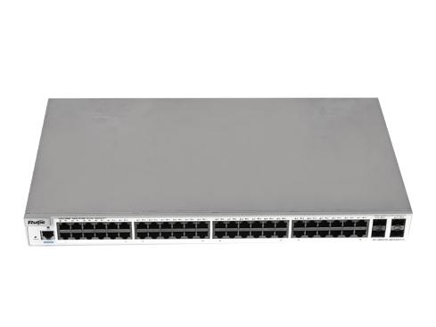 睿易 RG-NBS5710-48GT4SFP-E 安全多業務高性能交換機