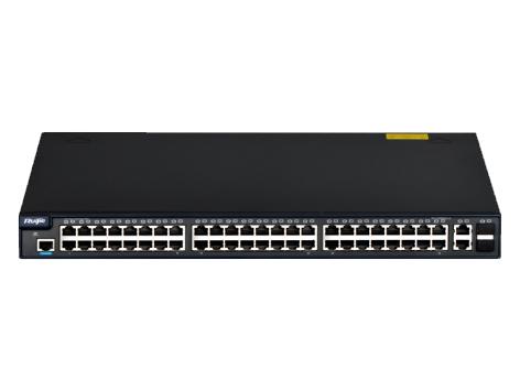 睿易RG-S2652G-S 安全智能接入交換機