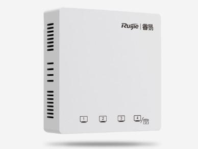 睿易 RG-RAP120(V2) 雙頻室內面板型無線接入點