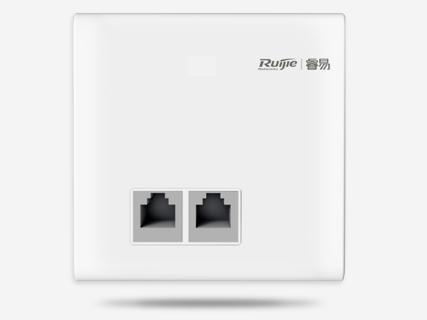睿易 RG-RAP110 單頻室內面板型無線接入點