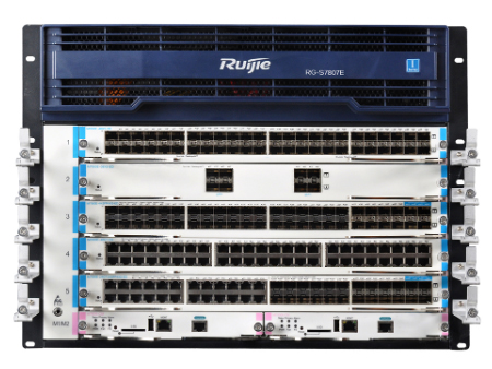 锐捷 RG-S7800E系列云架构网络核心交换机