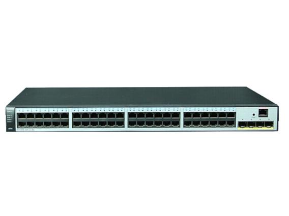 华为 S5720S-52P-LI-AC 企业级交换机 48口千兆以太网