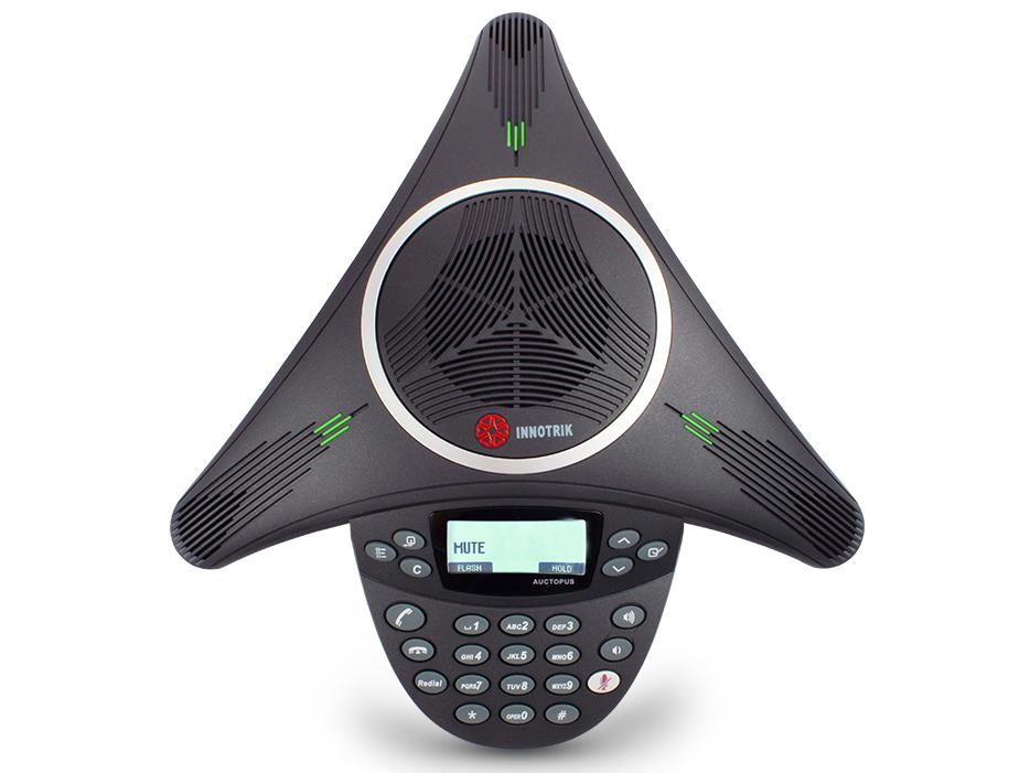 音絡 PSTN 標準型帶LED顯示屏會議電話