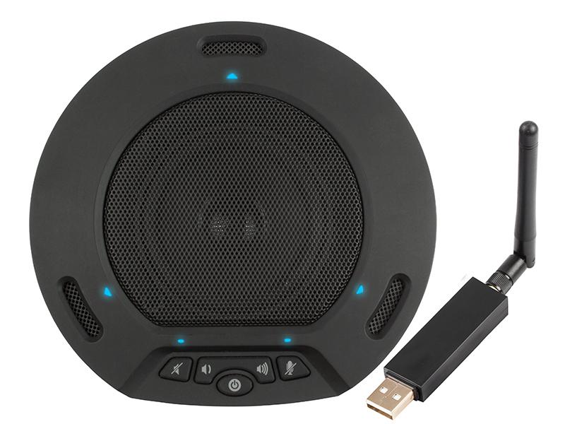 音絡 AUCTOPUS USB 1-32W 2.4G無線全向麥