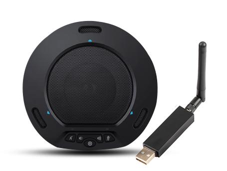 音絡 AUCTOPUS USB 1-33W 2.4G 無線二級級聯全向麥