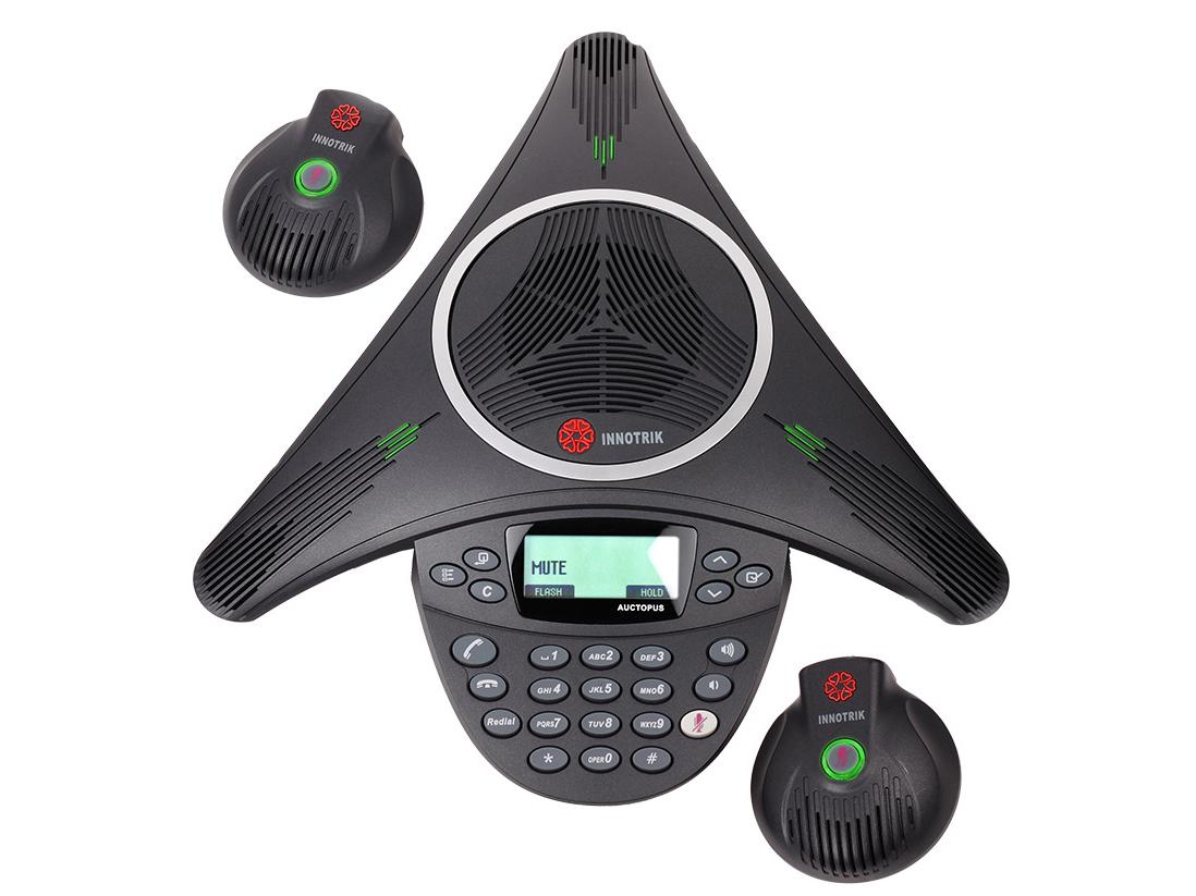 音絡 PSTN Plus 擴展型 電話會議機