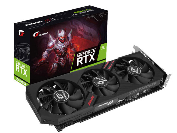 七彩虹显卡/iGame GeForce RTX 2060 SUPER Ultra