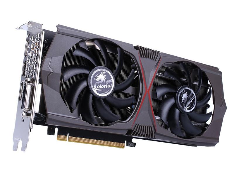 七彩虹显卡/网驰 GeForce RTX 2060 电竞