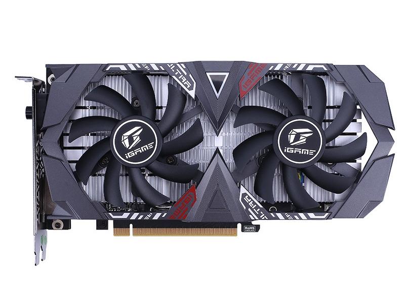 七彩虹显卡/GeForce RTX 1650 SUPER Ultra OC 4G